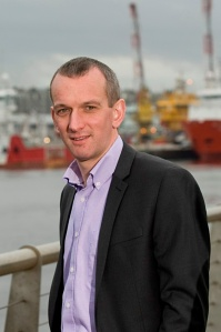 Pictured: Andrew Louden, Interwell's UK managing director